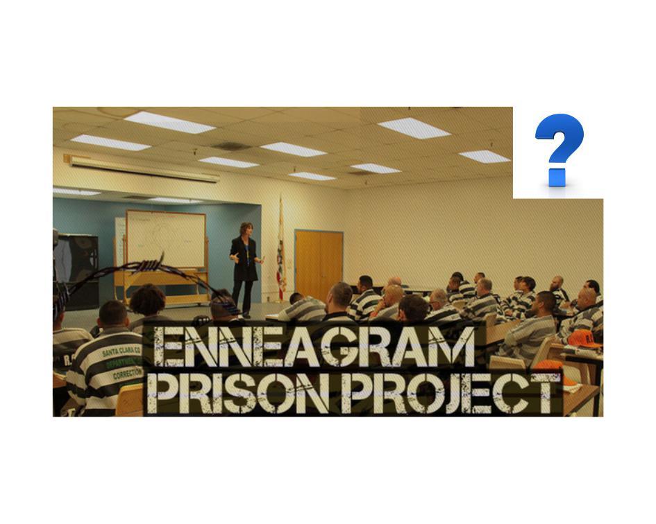 enneagram prison project