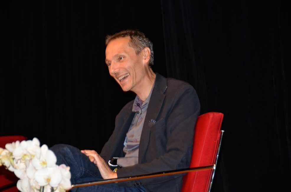 Laurent Gounelle en conférence