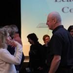 """Pascale lors du séminaire """"leadership et conscience"""""""