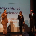 Introduction du séminaire Leadership et Conscience par Eric Salmon